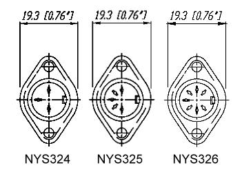Rean//Neutrik AG NYS321 3 Pin Din Enchufe De Metal