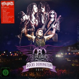 Aerosmith - Rocks Donington Live 2014 (3 LPs, 1 DVD |180g Audiophile VINYL)