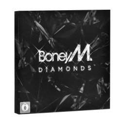 Boney M. - Diamonds (Limited 40th Anniversary Fan-Edition: 3CD+LP+DVD+T-Shirt Größe L)