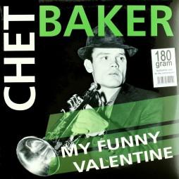 Chet Baker - My Funny Valentine (Vinyl / LP)