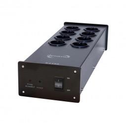 Dynavox X4100 schwarz HiFi Steckdosenleiste mit Netzfilter