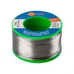 Silber Lötzinn 3,5% bleifrei Silberlot Fixpoint 100g Rolle