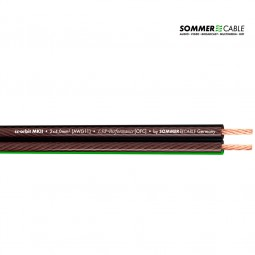 SOMMER CABLE Orbit 240 MKII 2 x 4,0 mm² Lautsprecherkabel